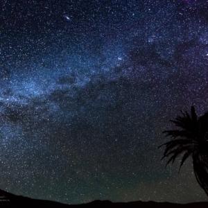 fotografia podróżnicza Maroko pustynia gwiazdy